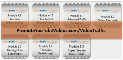 Video Traffic Academy module